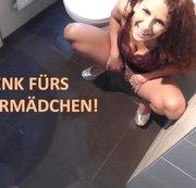 GESCHENK FÜRS ZIMMERMÄDCHEN!