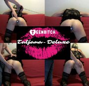 Tatjana-Deluxe - Teenspank