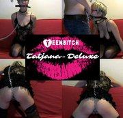 Tatjana-Deluxe - Peitsche, Ketten, Plug