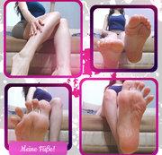 Meine Füße !