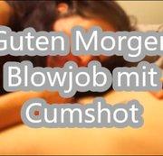 Blowjob mit Cumshot