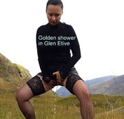 WANILIANNA: Golden shower in Glen Etive Download