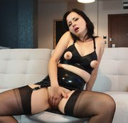 WANILIANNA: The rubber latex skirt and nylons part 1 Download