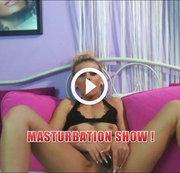 Masturbation zeigen!