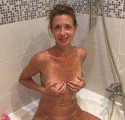meine hei�en Momente im Bad