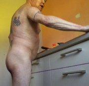 Nackt Kochkurs