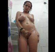 Sexyin der Dusche