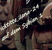 Dicktitte_Jana-24  auf dem Sybian