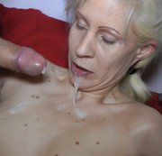 Durchgefickt - blasen und Sperma