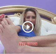 Füße Fetisch