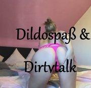 Dildoparty mit Dirtytalk