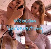 Webcam Vorbereitung