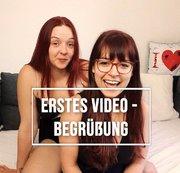 Erstes Video - Begr��ung