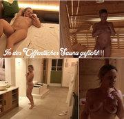 In der �ffentlichen sauna gefick!!!