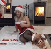 1. Advents-Fick!! Mit Riesen-Zuckerstange!!
