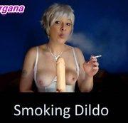 Smoking Dildo