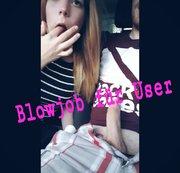 Blowjob im Auto