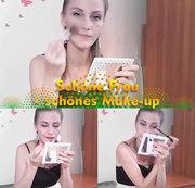 Schöne Frau - schönes Make-up