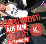 TINYEMILY: EXTREM DREIST!! Auf dem Parkplatz abgeschleppt und AO durchgefickt!! Download