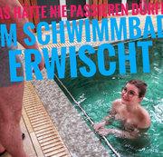 TINYEMILY: Erwischt im Schwimmbad der Bademeister nutzt mich aus !!! Public! Download