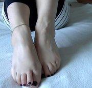 Meine Füßchen