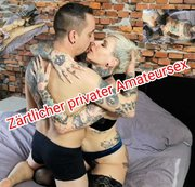 Zärtlicher privater Amateursex