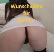 User Wunschvideo für Stefan
