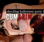 Cum & Rim at Horror Party 1