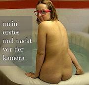 MEIN ERSTES MAL NACKT VOR DER KAMERA!!!