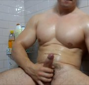 my big muscles with my hard dick!!!
