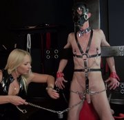 Die Bestrafung des Sklaven - Teil 1