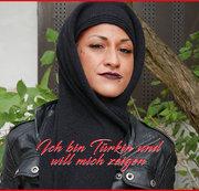 Ich bin Türkin und will mich zeigen