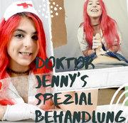 Doktor Jenny's spezial Behandlung!