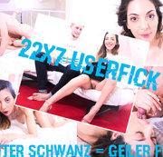 22x7 Userfick - Fetter Schwanz = Geiler Fick