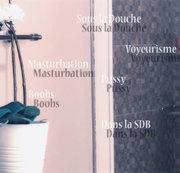Voyeurism, when Amel is under its shower...