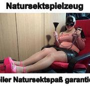 Natursektspielzeug Natursekt Spaß garantiert!