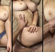 SARAJENNER: Snapchat  Fuck Teen With Huge Tits and Finished on Them (v4) Download