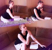 Geile Businesswoman