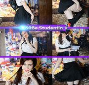 Süße Studentin (Ohne Ton)
