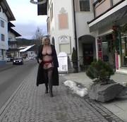 marina - nude in public