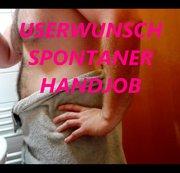 SPONTANER HANDJOB USERWUNSCH