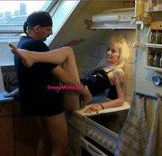 Amatoerfick in der Küche