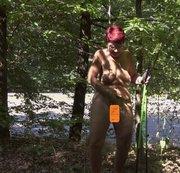 Geil im Wald