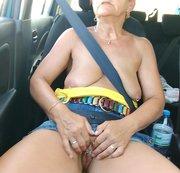 Unterwegs im Auto