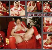 Ich warte  auf den Nikolaus