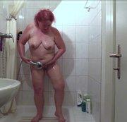 Sammelalbum: Unter der Dusche