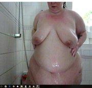 Schau mir heimlich beim Duschen zu