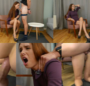 H�rter, geiler, tiefer! - Ass To Mouth - EXTREM!