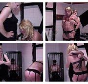 Punishment - Jetzt bekommt die Bitch den Rest!