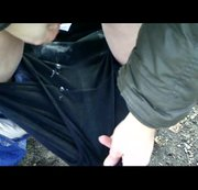 Wichsflecken - Spermaslip